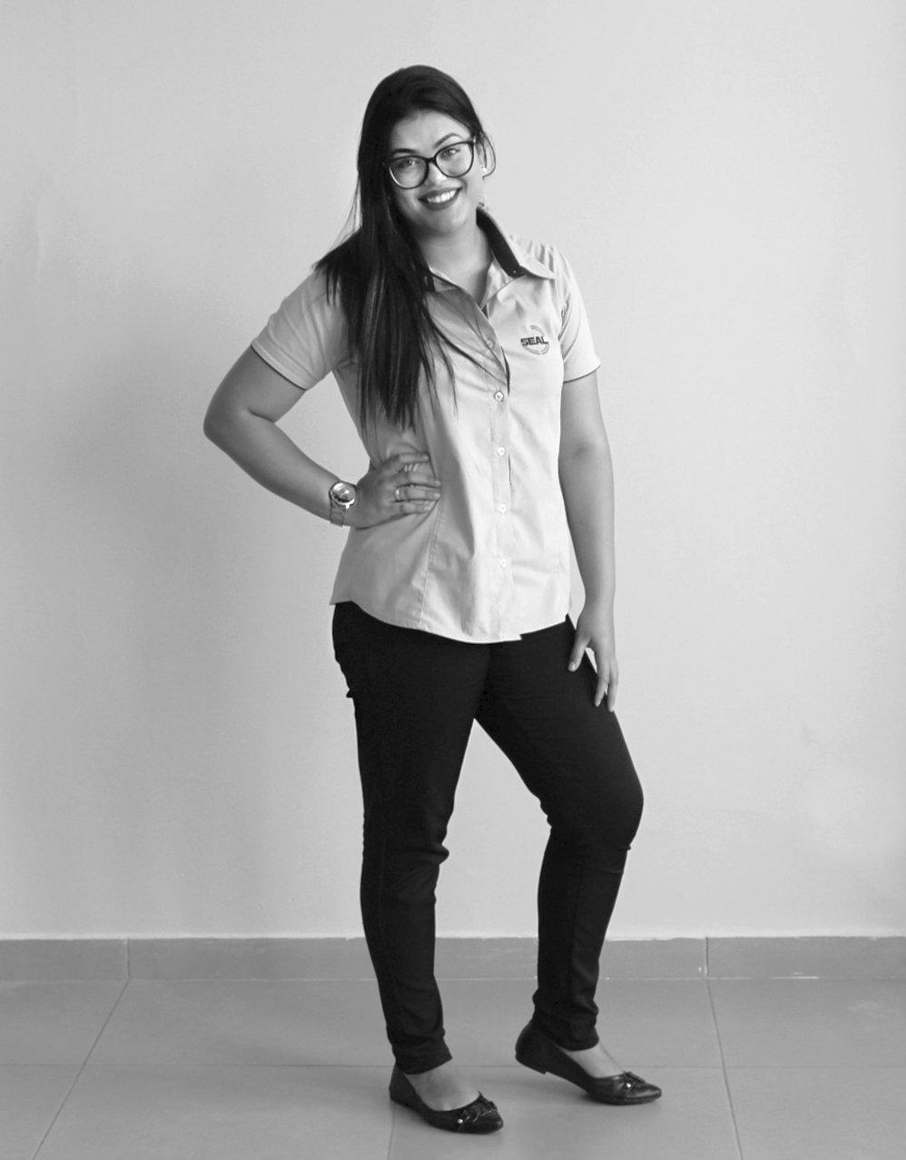 Larissa Cristine